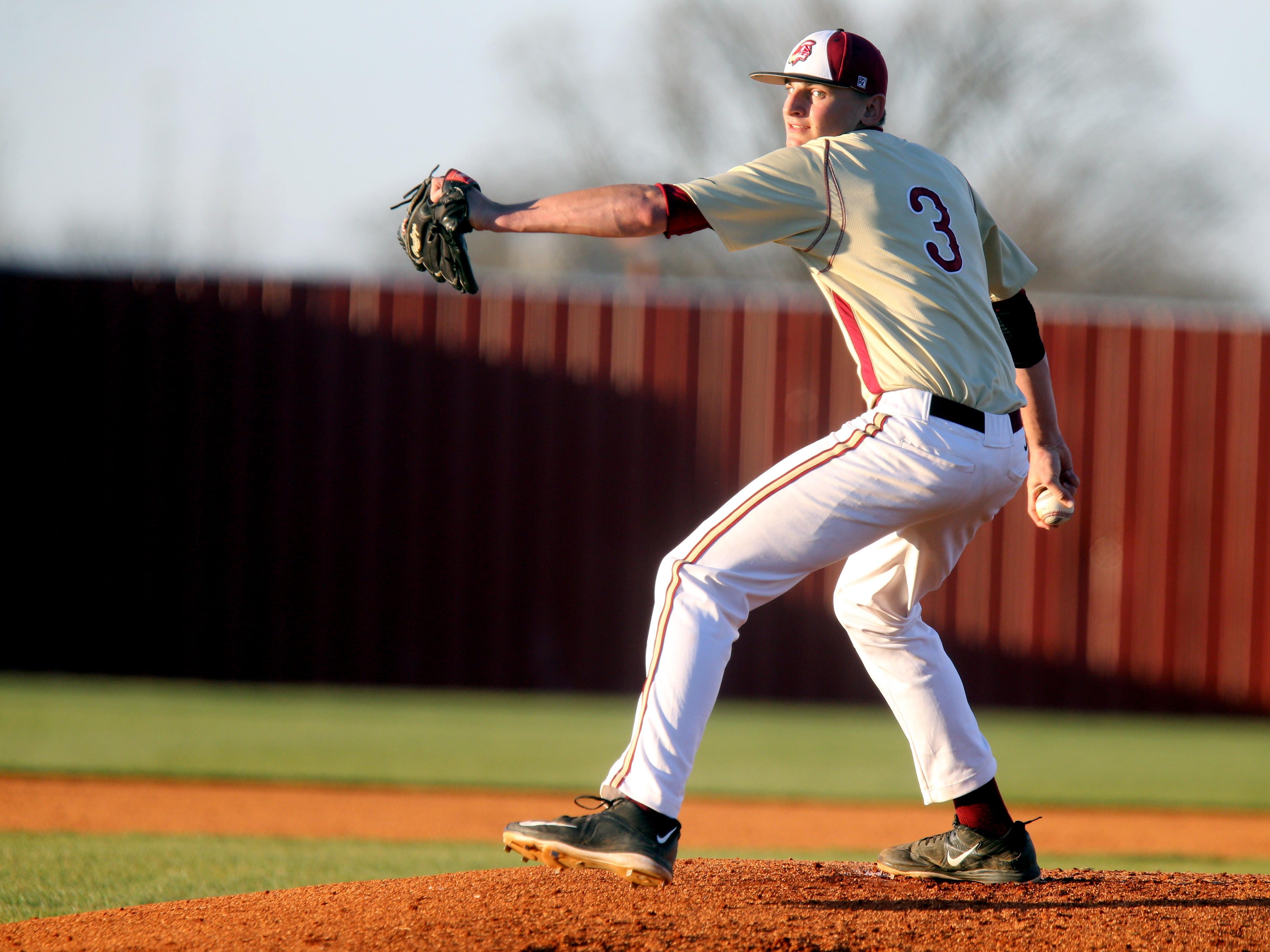 Riverdale's Dylan King was named to the All-USA Tennessee second team Wednesday.