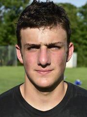 Mitch Neterer  Waynesboro football.