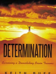 "Buff has a memoir out titled, ""Determination: Surviving"