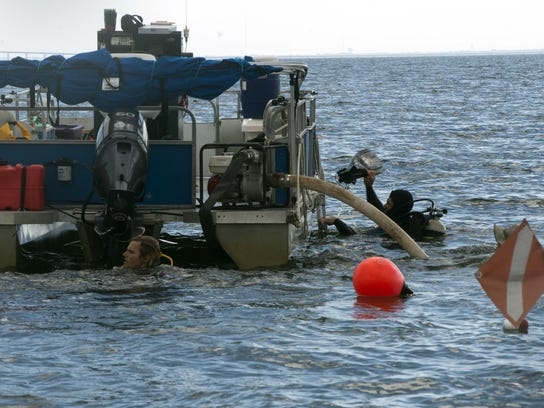 Emanuel Point Shipwreck III