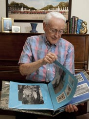 Norris Jernigan, 90, was part of the Enola Gay team