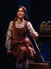 """Samantha Massell plays Hodel in the revival of """"Fiddler"""