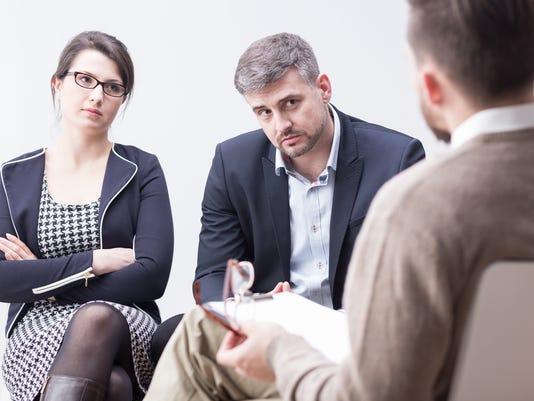 Divorce consultant