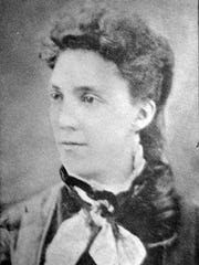 Martha Edgerton Rolfe Plassman was editor of the Great Falls Leader and a prominent advocate for women's suffrage.