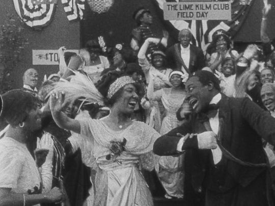 Lime Kiln Club Field Day (1913) The earliest known surviving feature with a cast of black actors, to be screened Nov.10.