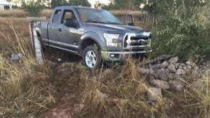 Three men were found shot to death in a pickup Sunday in Campo Menonita 35 in Chihuahua.