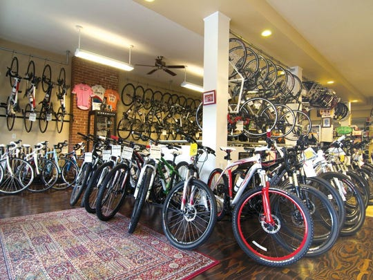 Cycle Sport, Park Ridge.