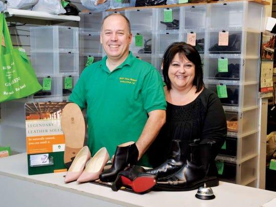 Bill's Shoe Repair, Midland Park.