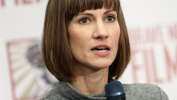 Rachel Crooks alleges Donald Trump forcibly kissed her while waiting for an elevator at Trump Tower in New York City in 2006.