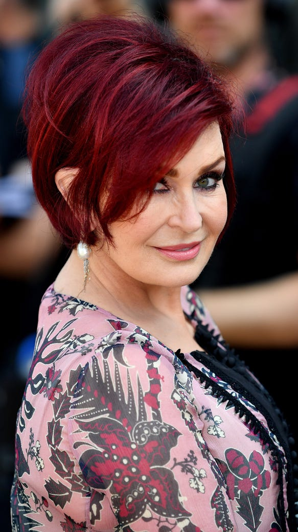 Sharon Osbourne, at 'X Factor' auditions in June, has