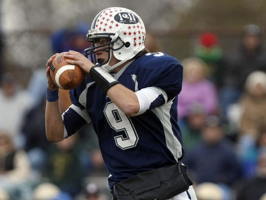 Howell's Ryan Davies set the Shore Conference record