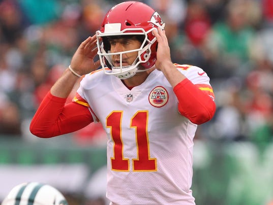 USP NFL: KANSAS CITY CHIEFS AT NEW YORK JETS S FBN NYJ KC USA NJ