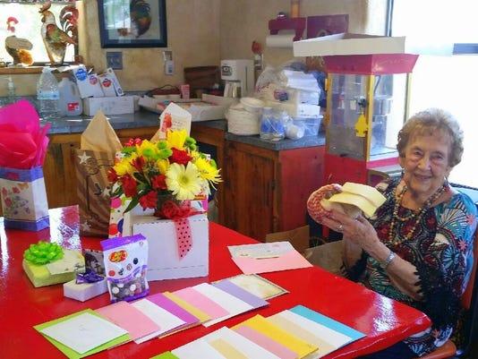 dean-haynes celebrates 92