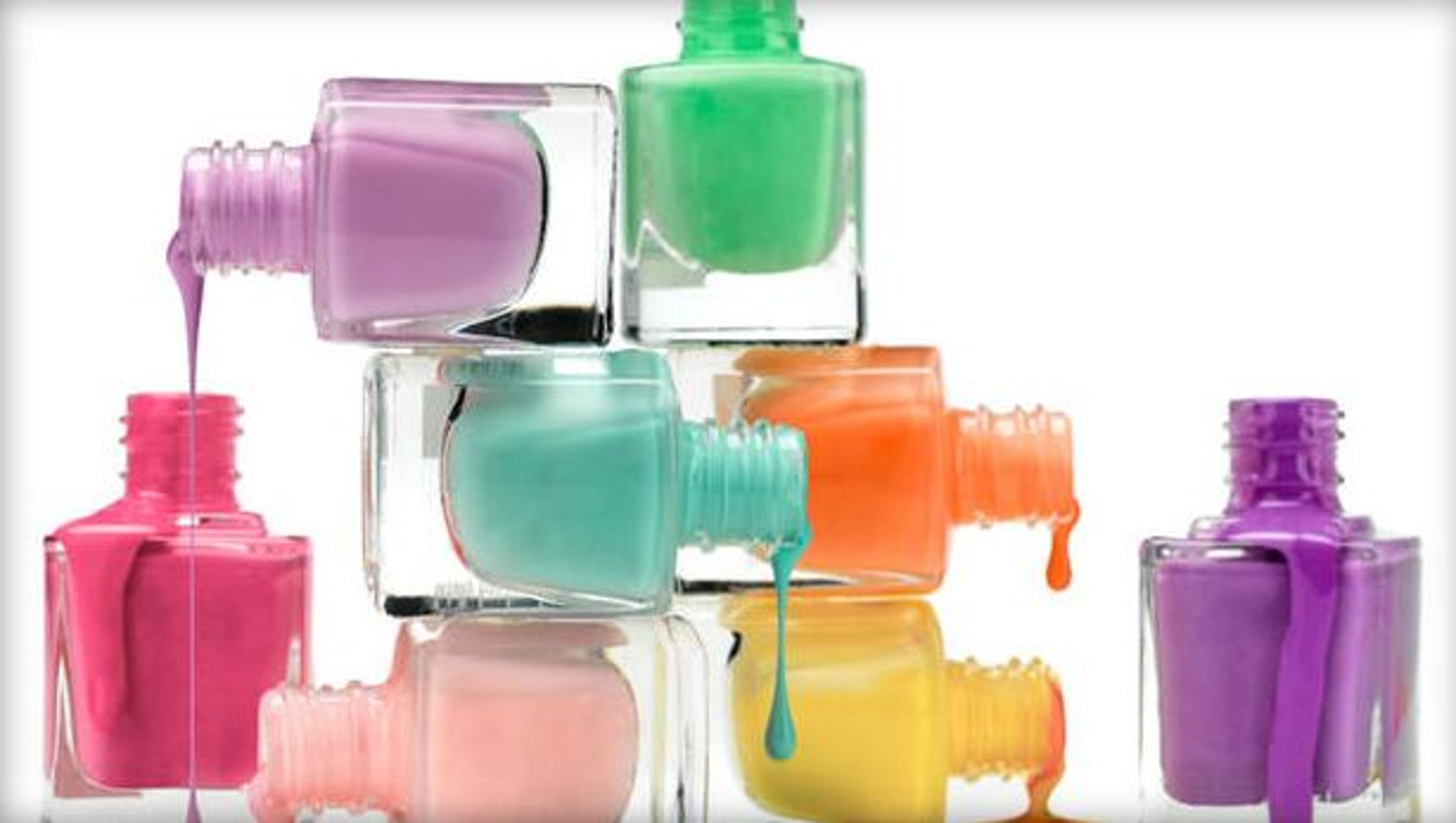 Fun and Cool Facts: Nail Polish