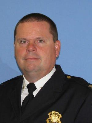 Covington Police Chief Bryan Carter