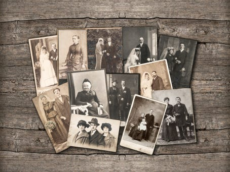 It's becoming easier and easier to digitize your old photos.