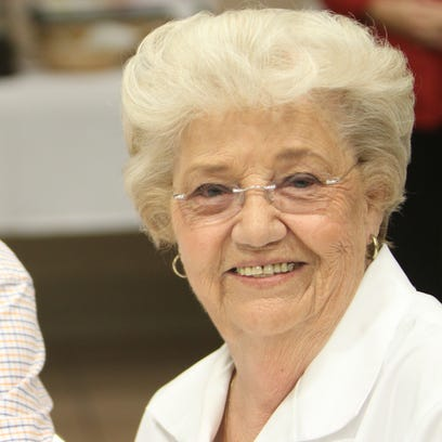 Shirley Cagle worked with the Ouachita Council on Aging