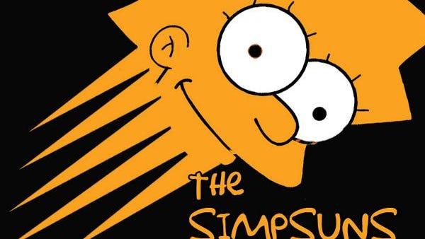 The Simpsuns.