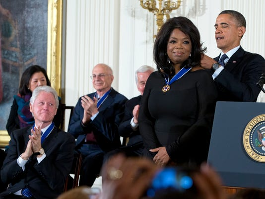 No, Oprah, America isn't racist: Column