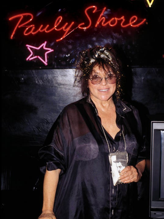 Comedians remember Mitzi Shore, mother of Pauly Shore and owner of the  Comedy Store
