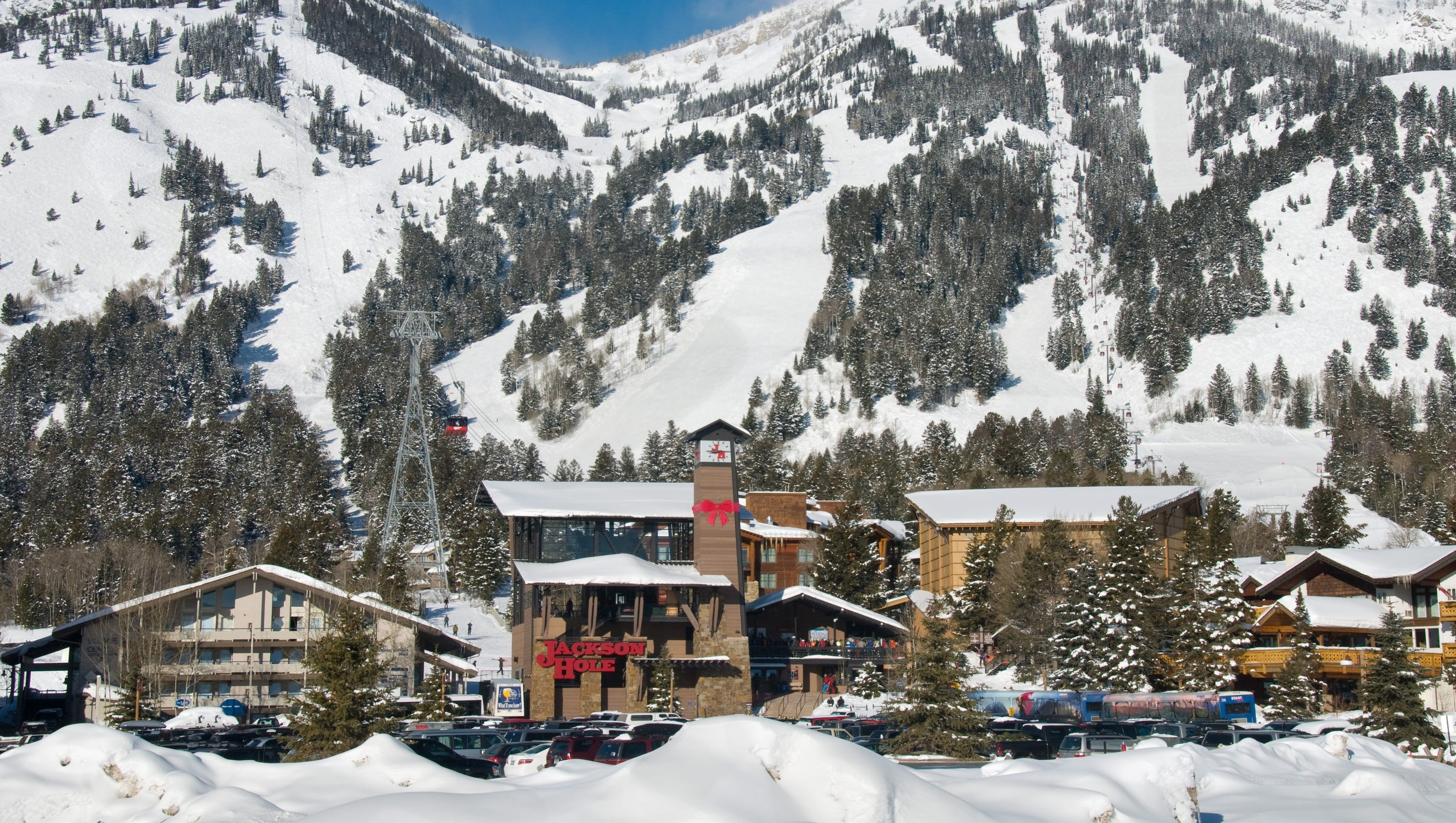 Jackson hole at 50 better than ever for Teton village cabins