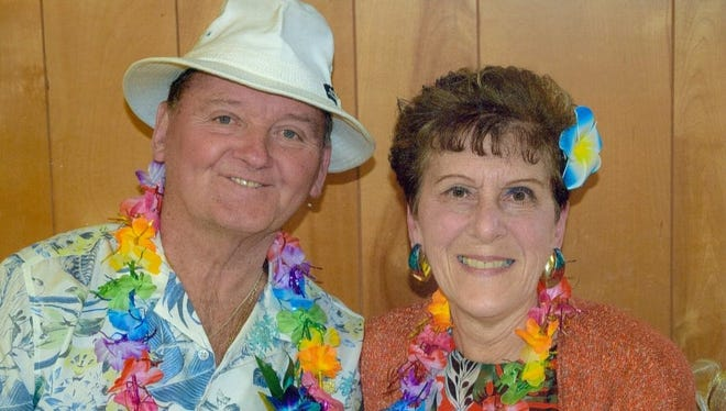Earl and Janice Piper of Minotola recently celebrated their 50th wedding anniversary.