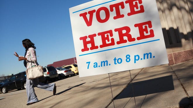 The Michigan Legislature passed a bill in 2015 allowing local issues to be on presidential primary election ballots.