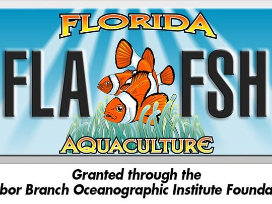 Support Harbor Branch Oceanographic Institute Foundation programs through a Aquaculture specialty license plate purchase.