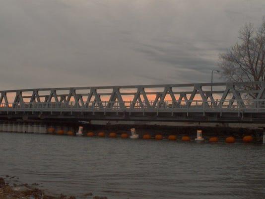 IRONDEQUOIT BAY OUTLET BRIDGE