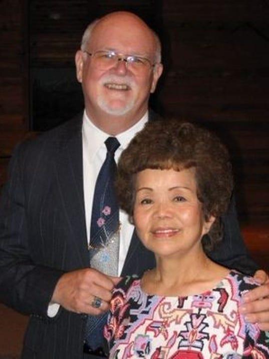Anniversaries: Masako Gould & Mike Gould