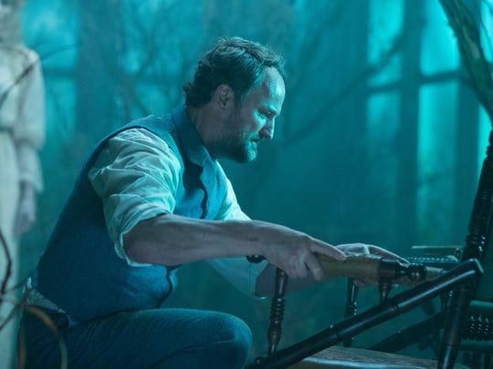 """Jason Clarke stars in """"Winchester."""""""