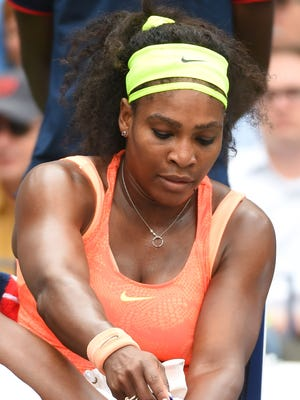 Serena Williams says she is 'taking a proactive step and withdrawing from tournaments' to take the time to heal.
