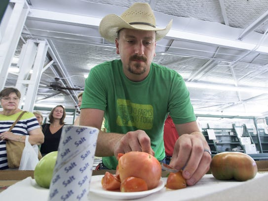 Chef Randy Gresham left Montgomery for Chatanooga earlier