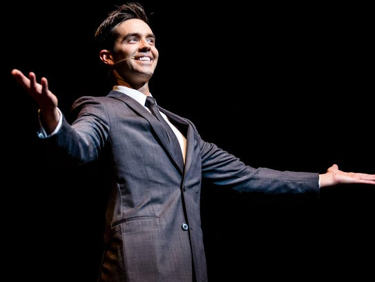 "Michael Carbonaro: ""I went to New York University's"