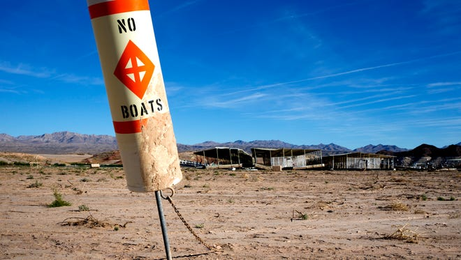 The federal Bureau of Reclamation is reporting that by the coming weekend, Lake Mead's water levels will fall below 1,080 feet, the lowest in the man-made reservoir's 79-year history. It is past time for everyone to start taking the chronic drought in the Southwest seriously.