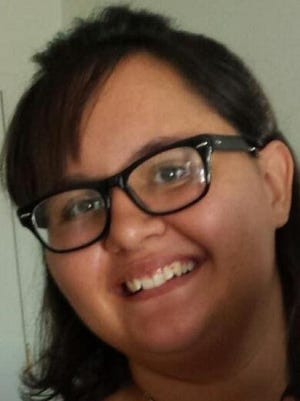 Leah Costa, 15, went missing on Christmas Eve and was last seen wearing a plaid shirt, black tank top, blue jeans and black high top shoes.