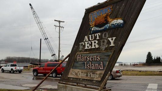 Champions Auto Ferry owner, David Bryson, says he'll stop running the ferry if rates aren't increased by March 2016.
