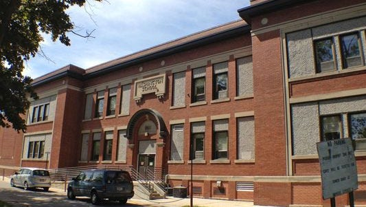 The Sheboygan Area School District will close on its sale of the Washington School property to Gorman and Co. in 2016.