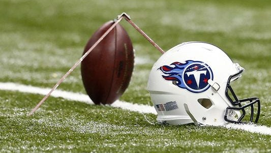 The Tennessee Titans will take on the Oakland Raiders at noon Sunday.