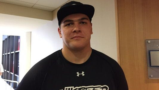 Ben Bredeson is ranked the No. 1 recruit in Wisconsin, the No. 65 player overall and the No. 4 guard in the nation. He committed to U-M on Jun 17, 2015.