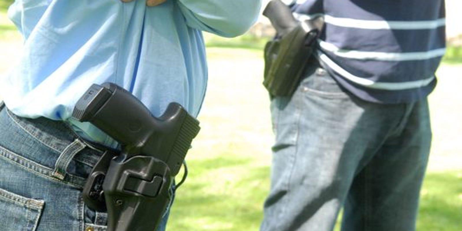 Don't want armed Nazis? Fix Michigan's open carry gun laws