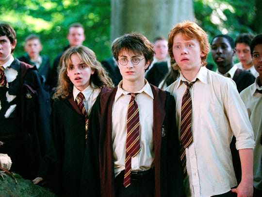 """""""Harry Potter and the Prisoner of Azkaban"""" and the rest of the series' films are showing in IMAX theaters across the country through Oct. 20."""