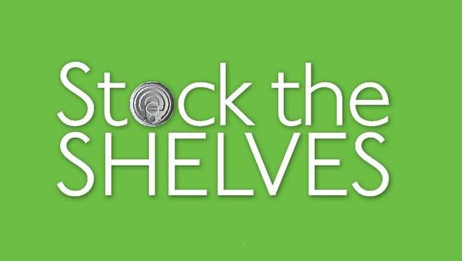 Help us Stock the Shelves.
