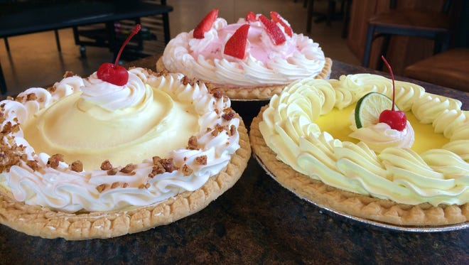 Manderfield's Home Bakery's pies were named one of top 12 in the country.