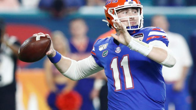 Will Florida quarterback Kyle Trask become a Heisman Trophy finalist?