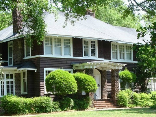 There's an Airbnb spot inside the Scott and Zelda Fitzgerald Museum in Montgomery.