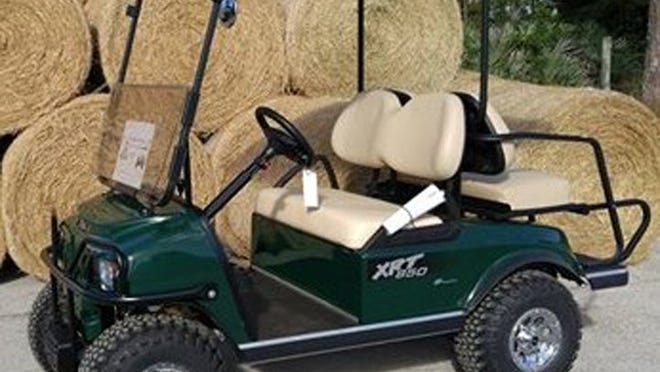 The Port St. Lucie City Council is considering allowing golf carts on city streets and multi-use paths.