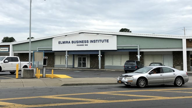 The Elmira Business Institute will close its Elmira campus in August and merge it with a second location in Vestal.