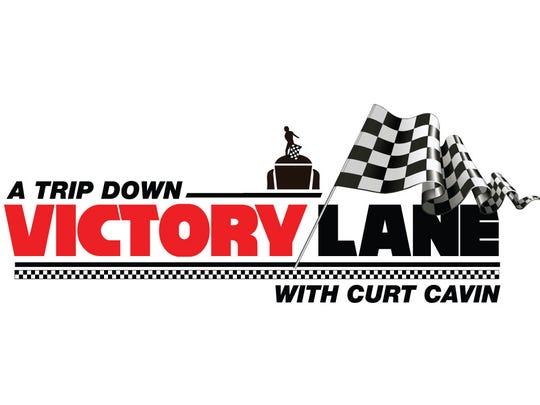 Victory Lane logo