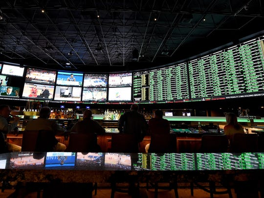 Sports SuperBook at the Westgate Las Vegas Resort